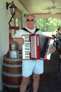 Lou the Accordion Man