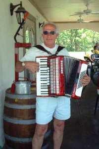 Lou the Accordion Man